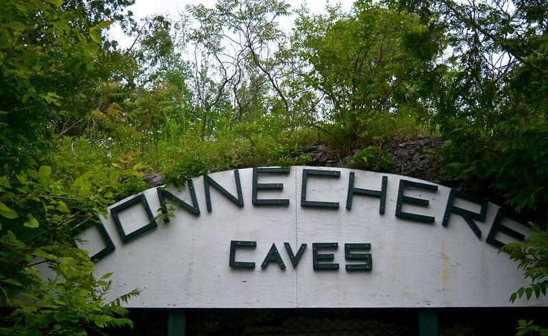 Bonnechere Caves, Ontario